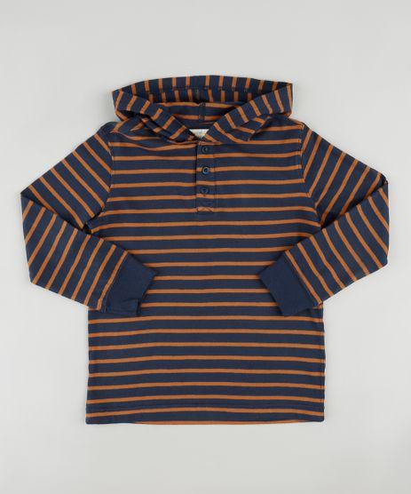 Camiseta-Infantil-Listrada-Manga-Longa-Gola-Portuguesa-com-Capuz-Azul-Marinho-9798285-Azul_Marinho_1