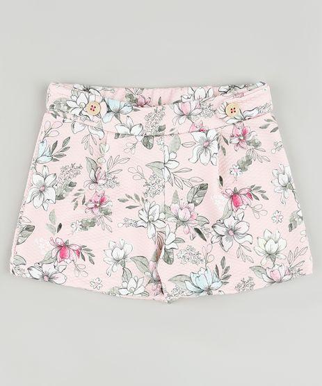 Short-Infantil-Texturizado-Estampado-Floral-com-Martingale-Rose-9935363-Rose_1