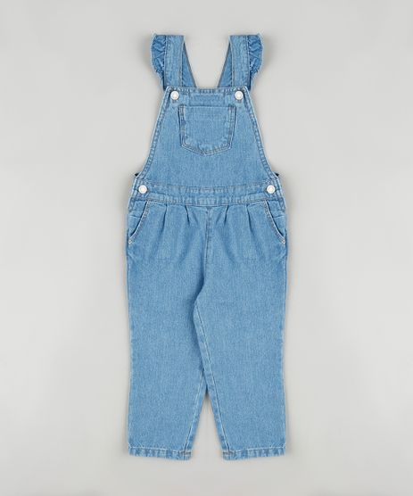 Macacao-Jeans-Infantil-com-Babado-Azul-Medio-9894175-Azul_Medio_1