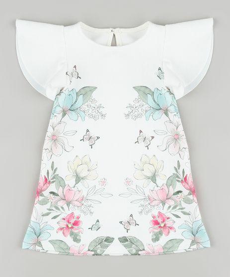 Vestido-Infantil-Estampado-Floral-com-Babado-na-Manga-Off-White-9919188-Off_White_1