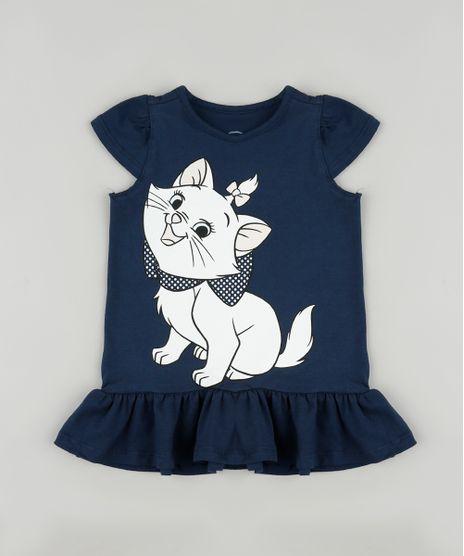Vestido-Infantil-Marie-com-Babado-Manga-Curta-Azul-Marinho-9632706-Azul_Marinho_1