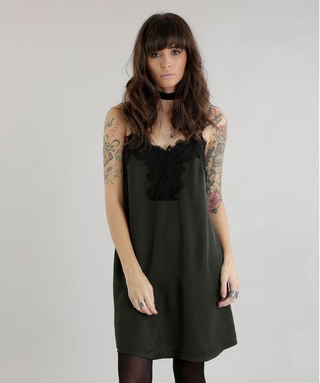 Vestido-com-Renda-Verde-Militar-8542258-Verde_Militar_1