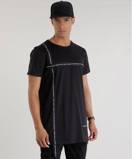 Camiseta-Longa--Brooklyn-Bronx-Queens--Preta-8603991-Preto_1