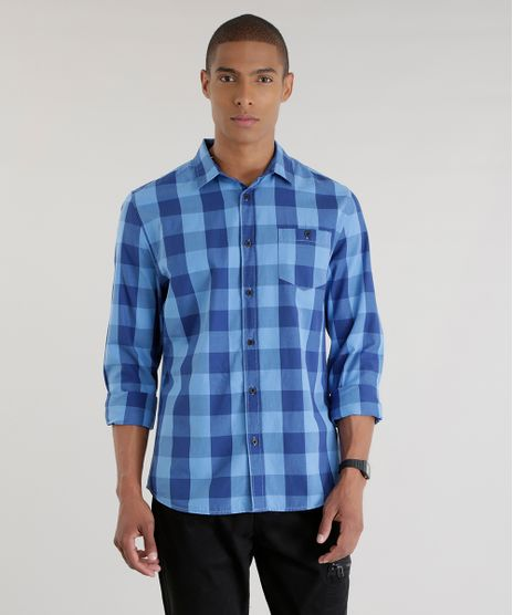 Camisa-Xadrez-Azul-8448856-Azul_1