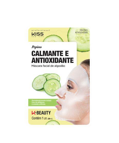 Kiss-NY-Professional-Mascara-Facial-de-Algodao----Pepino-unico-9501007-Unico_1