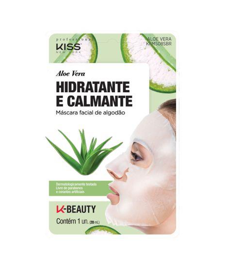 Kiss-NY-Professional-Mascara-Facial-de-Algodao---Aloe-Vera-unico-9501001-Unico_1