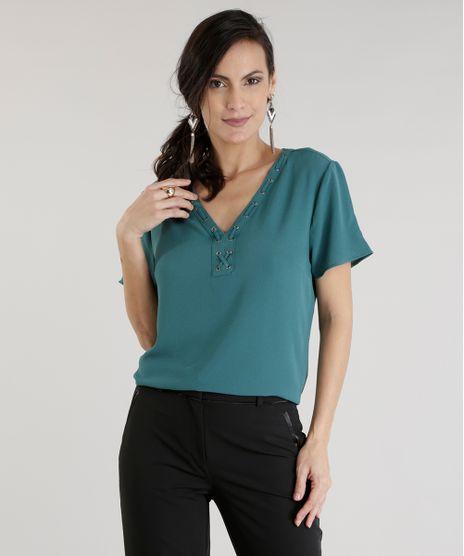 Blusa-com-Ilhos--Verde-8548367-Verde_1