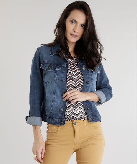 f3a577564 Jeans em Moda Feminina - Casacos e Jaquetas - Jaquetas C A – ceaoutlet