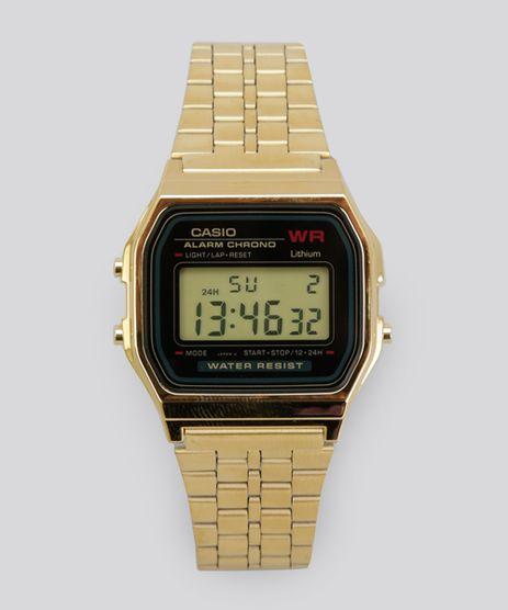 29fd6faa7 Relogio-Digital-Casio-Feminino---A159WGEA1DF-Dourado-8644582-