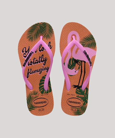 Chinelo-Infantil-Havaianas-Slim-Glitter-Estampado-de-Flamingo-Rose-9918381-Rose_1