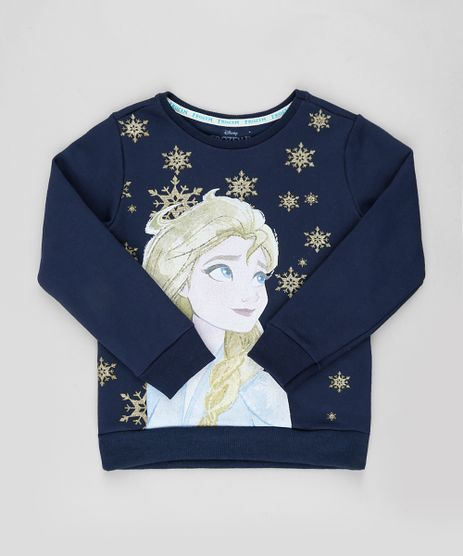 Blusao-Infantil-Elsa-Frozen-em-Moletom-Felpado-com-Brilho-Azul-Marinho-9913232-Azul_Marinho_1