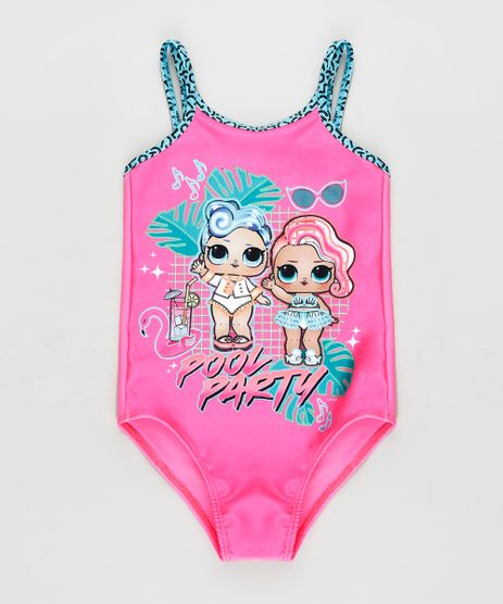 Maio-Infantil-LOL-Surprise-Alca-Dupla-com-Protecao-UV50--Rosa-Neon-9889595-Rosa_Neon_1