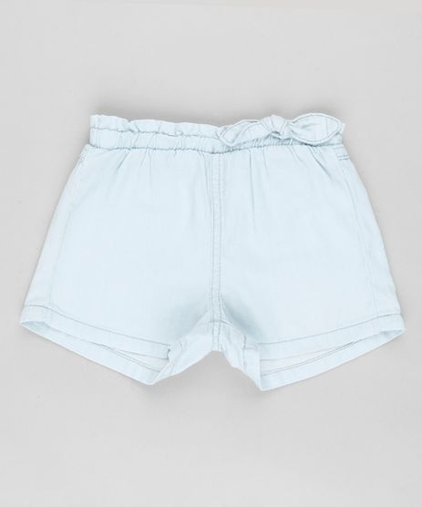 Short-Jeans-Infantil-com-Laco-Azul-Claro-9933308-Azul_Claro_1