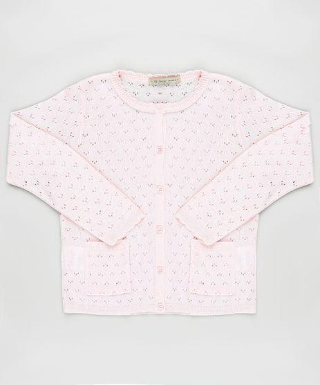 Cardigan-Infantil-em-Trico-com-Bolsos-Rosa-Claro-9917297-Rosa_Claro_1