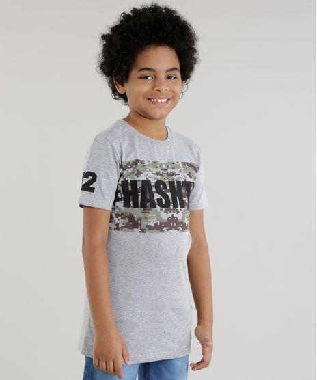 Camiseta-Longa--Hashtag--Cinza-Mescla-8611702-Cinza_Mescla_1