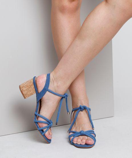 Sandalia-Feminina-Oneself-Salto-Medio-Grosso-com-Corda-e-No-Azul-9928683-Azul_1