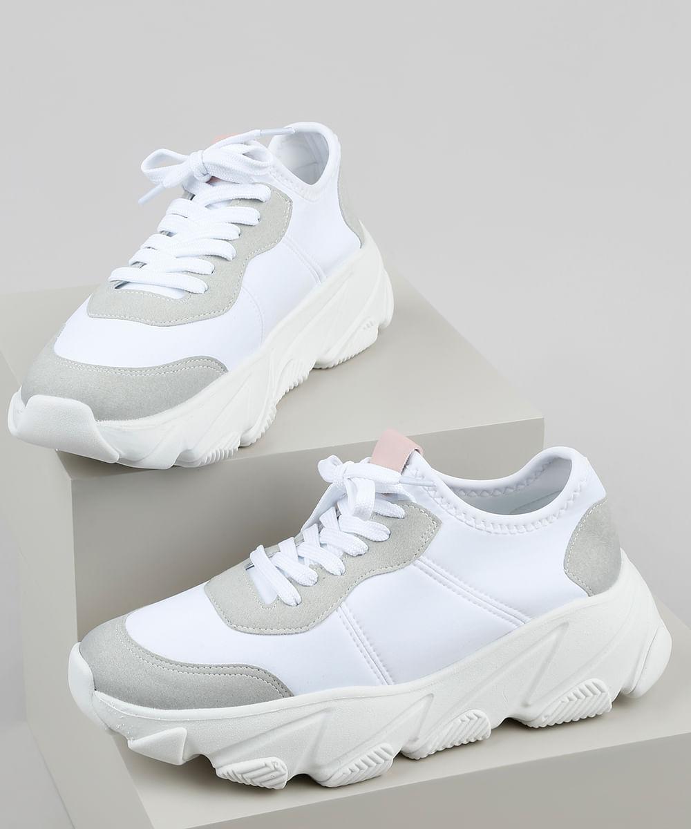 Tênis Feminino Oneself Sneaker Chunky