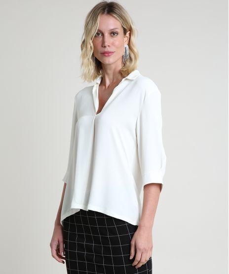 Camisa-Feminina-Ampla-Manga-3-4-Off-White-9878427-Off_White_1