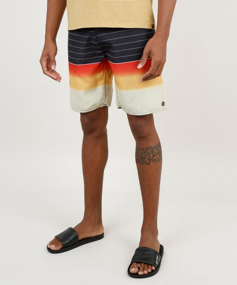 Bermuda-Surf-Masculina-Listrada-com-Bolsos-Preta-9881644-Preto_1