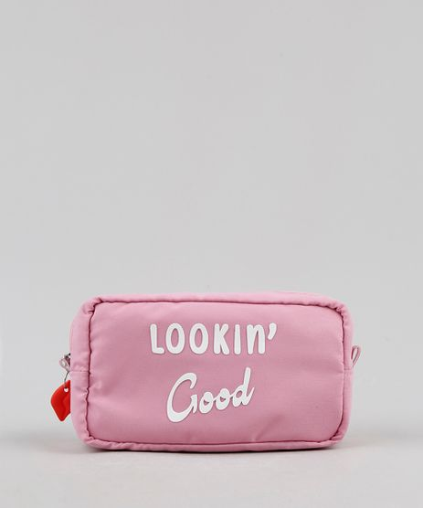 Necessaire-Feminina--Lookin--Good--Rosa-9895738-Rosa_1