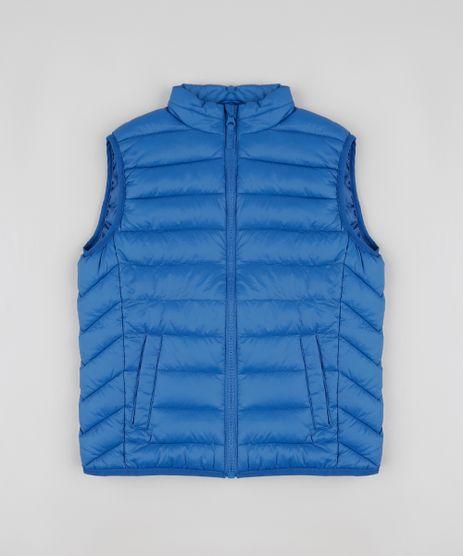 Colete-Infantil-Puffer-Matelasse-Azul-9349535-Azul_1