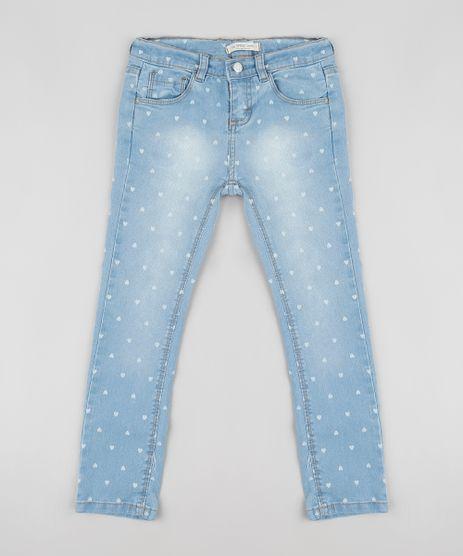 Calca-Jeans-Infantil-Skinny-Estampada-de-Coracoes-Azul-Claro-9908496-Azul_Claro_1