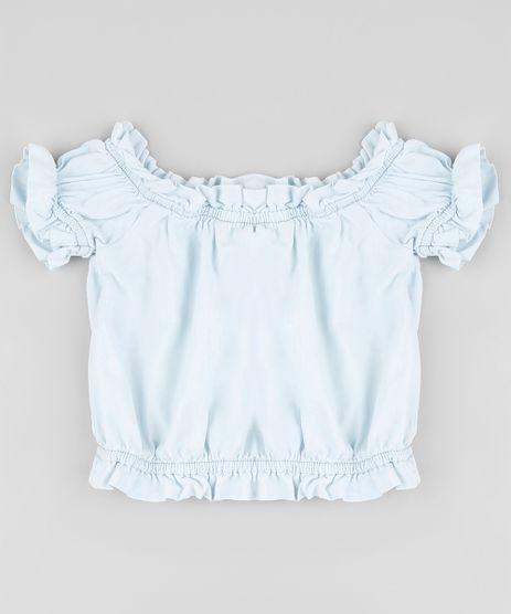 Blusa-Jeans-Infantil-Cropped-Ombro-a-Ombro-Manga-Curta-Azul-Claro-9928607-Azul_Claro_1