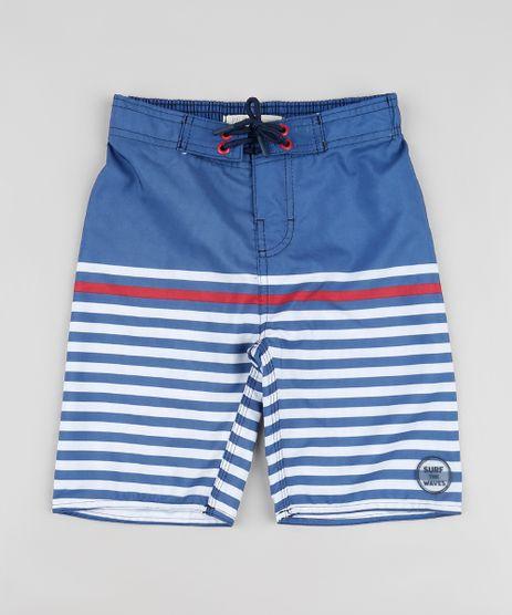 Bermuda-Surf-Infantil-Listrada-Azul-9881301-Azul_1