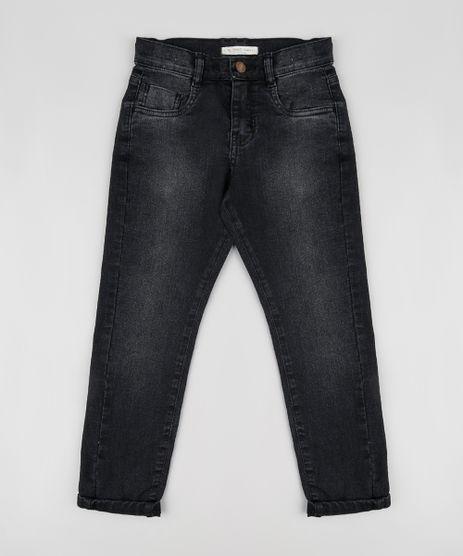 Calca-Jeans-Infantil-Skinny--Preta-9927846-Preto_1