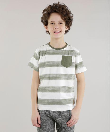 74968d1fc Verde em Menino - Camisetas e Polos - Camisetas – ceacollections