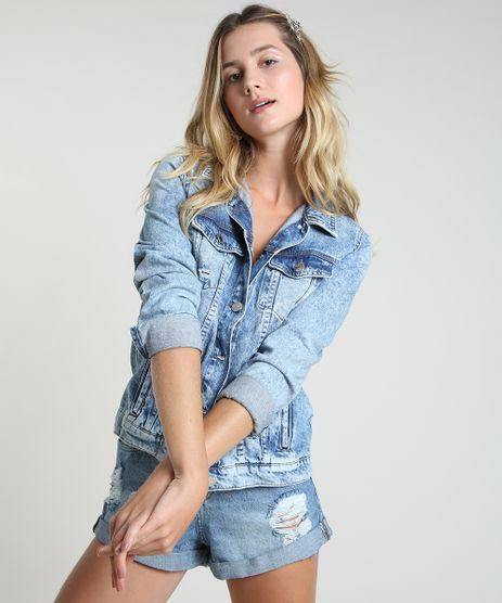 Jaqueta-Jeans-Feminina-com-Rasgos-Azul-Medio-9859545-Azul_Medio_1
