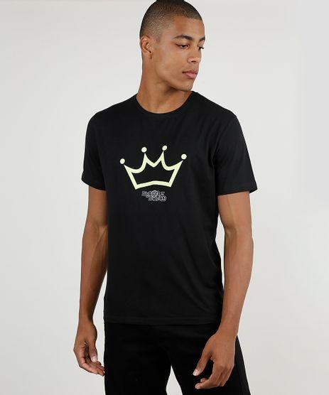 Camiseta-Masculina-BBB-Lider-Manga-Curta-Gola-Careca-Preta-9946162-Preto_1