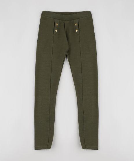 Calca-Legging-Infantil-com-Recorte-e-Tachas-Verde-Militar-9911939-Verde_Militar_1