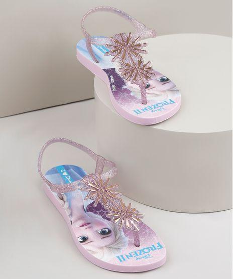 Rasteirinha-Infantil-Ipanema-Frozen-com-Glitter-Lilas-9941710-Lilas_1