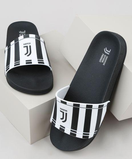 Chinelo-Slide-Masculino-Rider-Juventus-Preto-9941716-Preto_1