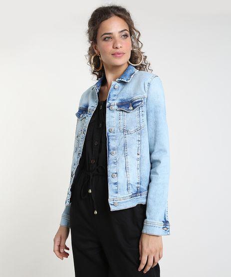 Jaqueta-Jeans-Feminina-com-Bolsos-Azul-Claro-9915008-Azul_Claro_1
