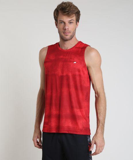 Regata-Masculina-Esportiva-Ace-Estampada-Gola-Careca-Vermelha-9871095-Vermelho_1