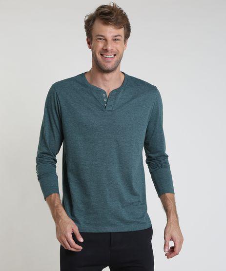 Camiseta-Masculina-Basica-Manga-Longa-Gola-Portuguesa-Verde-9555248-Verde_1