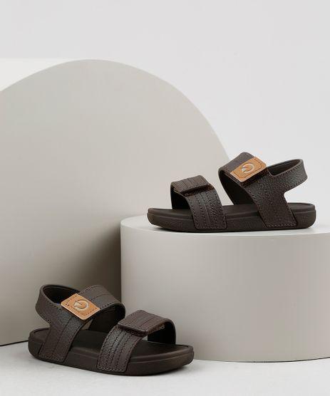 Sandalia-Papete-Infantil-Cartago-Marrom-Escuro-9938926-Marrom_Escuro_1