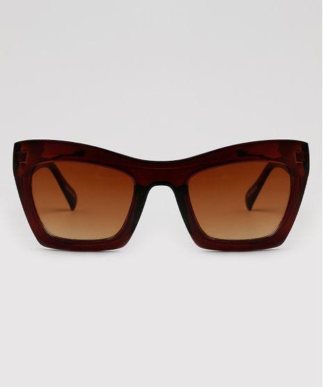 Oculos-de-Sol-Quadrado-Feminino-Yessica-Marrom-9945449-Marrom_1