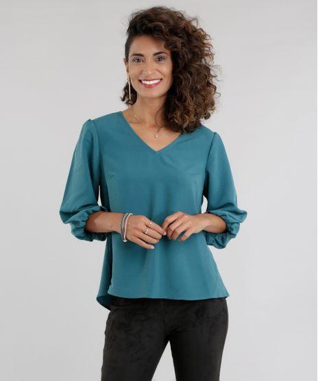 Blusa-Ampla-Verde-Escuro-8546041-Verde_Escuro_1