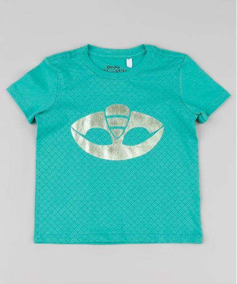 Camiseta-Infantil-Lagartixo-PJ-Masks-Manga-Curta-Verde-9927793-Verde_1