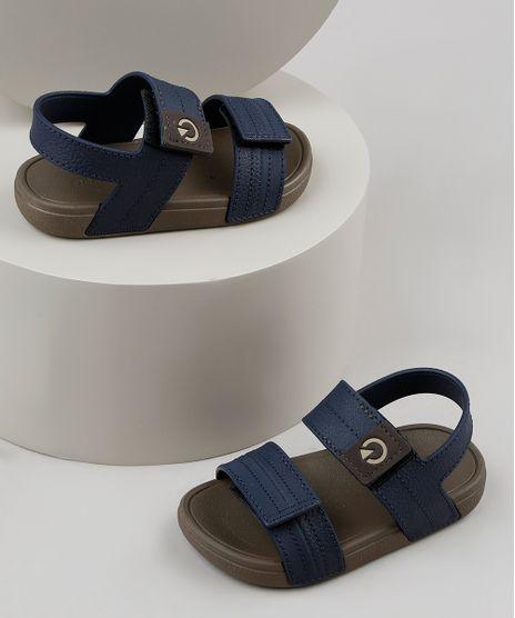 Sandalia-Papete-Infantil-Cartago-com-Velcro-Azul-Marinho-9938927-Azul_Marinho_1