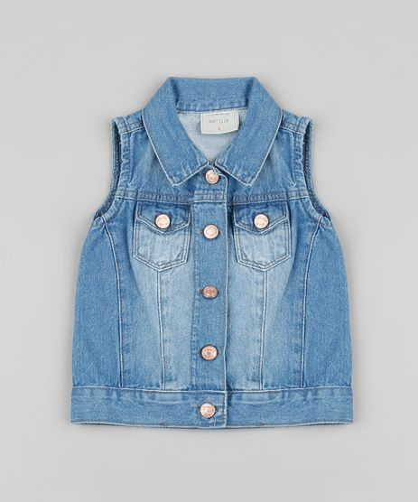 Colete-Jeans-Infantil-com-Bolsos-Azul-Medio-9933304-Azul_Medio_1