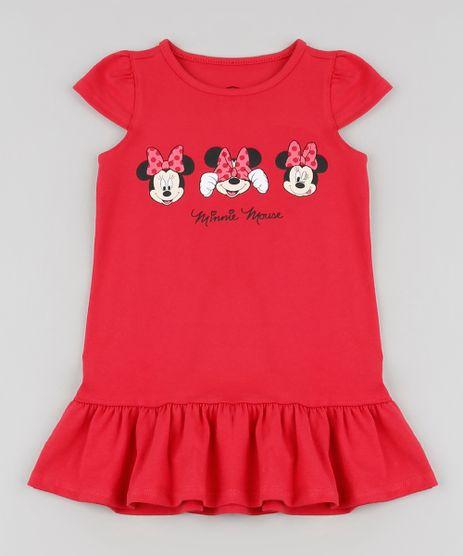 Vestido-Infantil-Minnie-com-Babado-Manga-Curta-Vermelho-9880803-Vermelho_1