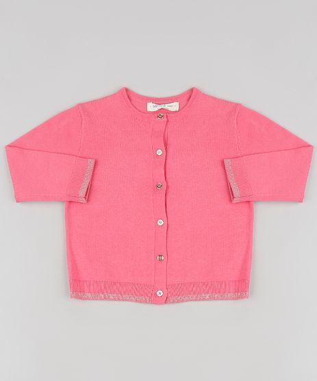 Cardigan-Infantil-em-Trico-com-Lurex-Rosa-9794866-Rosa_1