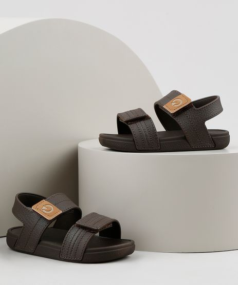 Sandalia-Papete-Infantil-Cartago-Marrom-Escuro-9938929-Marrom_Escuro_1