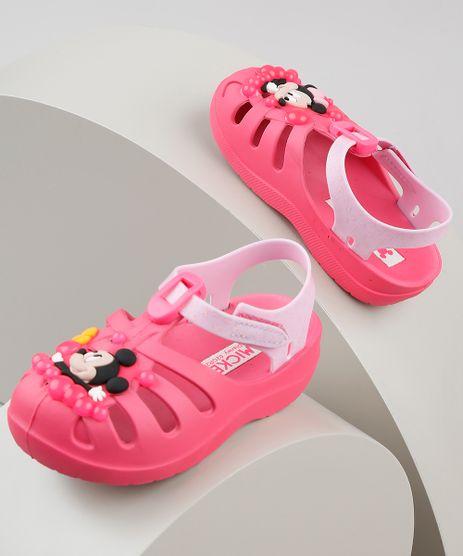Babuche-Infantil-Grendene-Minnie-Pink-9938908-Pink_1
