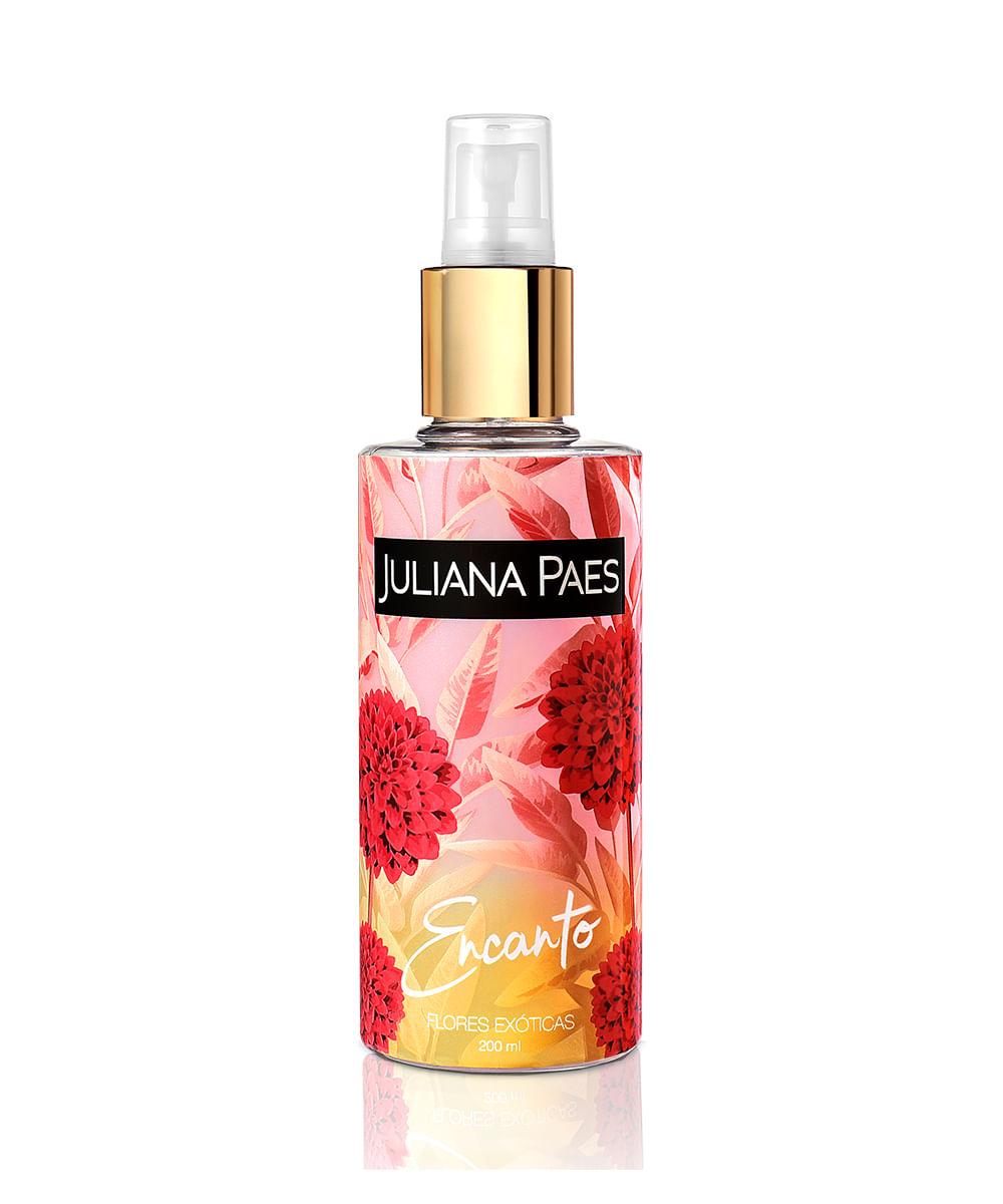 perfume juliana paes encanto feminino body mist 200ml