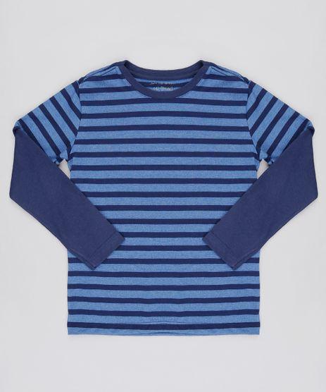 Camiseta-Infantil-Basica-Listrada-Manga-Longa-Azul-Marinho-9939150-Azul_Marinho_1